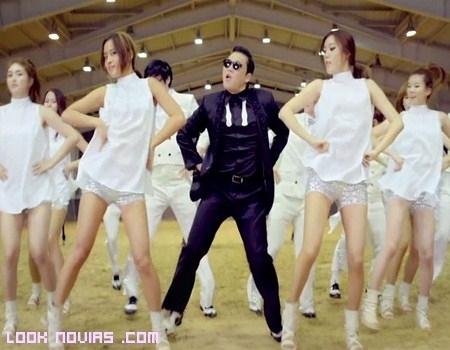 Baila el Gangnam Style en tu boda