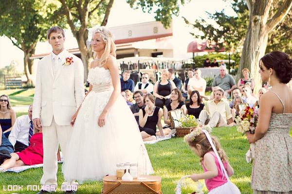 ideas para una boda picnic