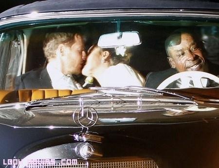 La boda de Drew Barrymore