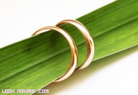 Ideas para bodas ecológicas