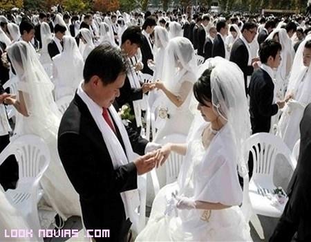 ¿Te gustaría tener una boda colectiva?