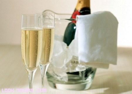 Un buen champagne para el brindis de tu boda