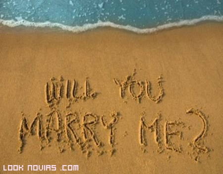 Curso para aprender a pedir matrimonio