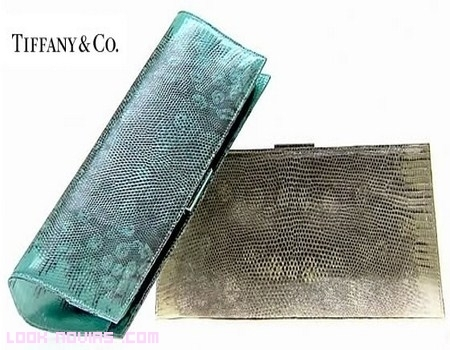 Clutch para bodas de Tiffany & Co
