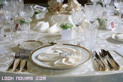 tips para mesas formales