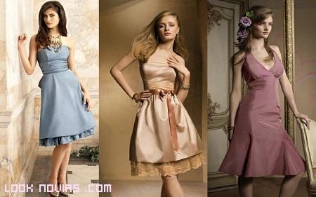 Colores de vestidos para una boda de dia