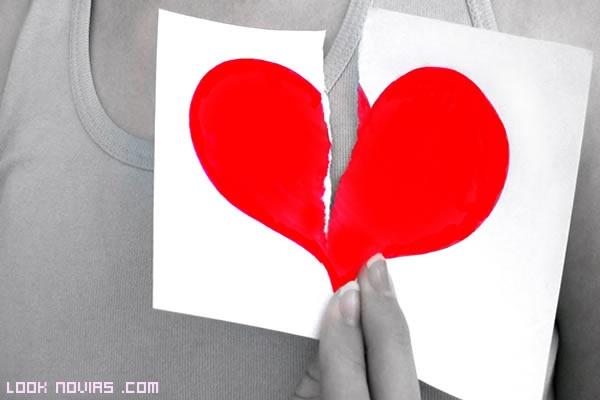 Componer corazones roto