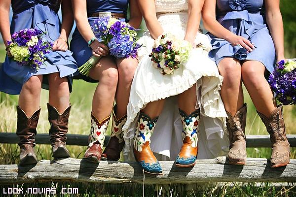 Como ir vestida a una boda de rancho