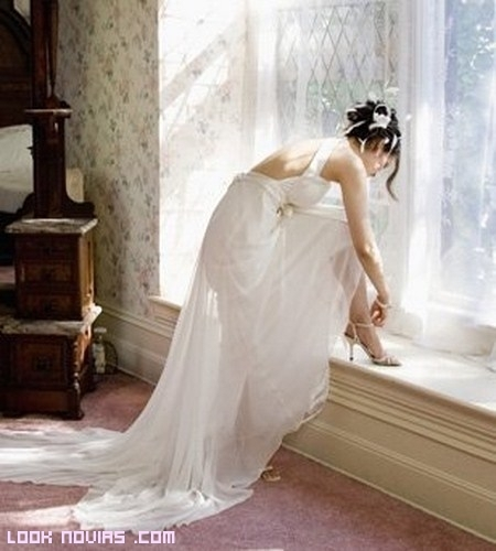 Lo que no debes usar el día de tu boda