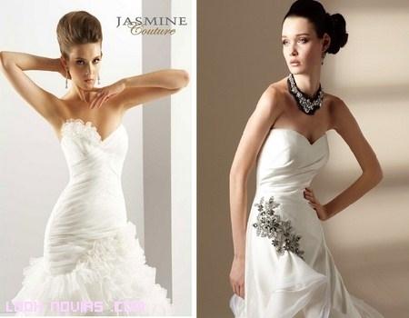 Colección de novias Jasmine Couture