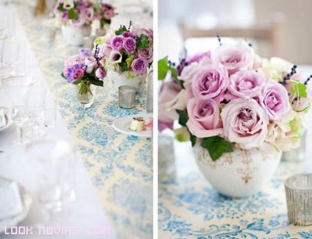 decoración floral para tu boda