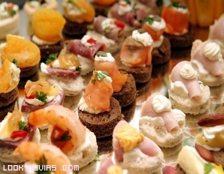 Ideas para un menú de boda económico