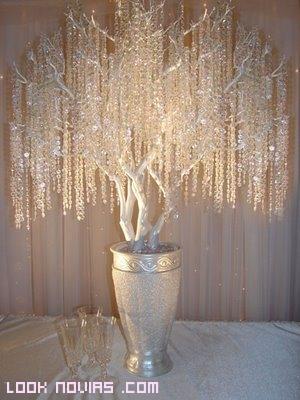 consejos para decorar una boda romántica