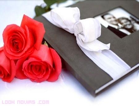 Libro de firmas en tu boda