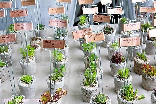 ideas para la distribución de mesas