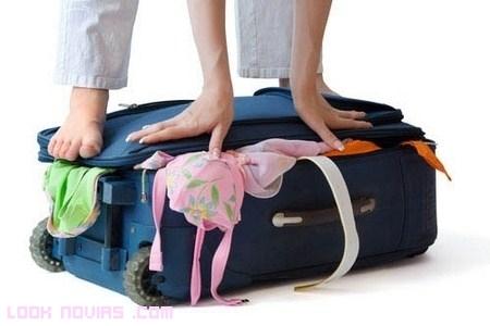 Qué llevar en tu maleta para la luna de miel