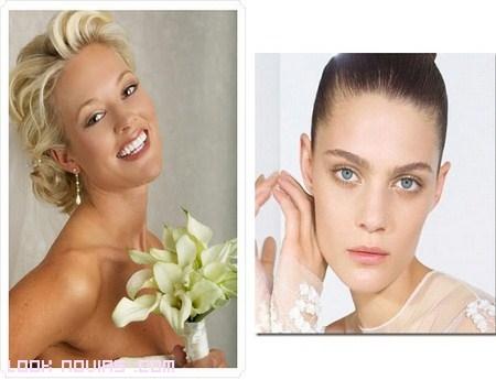 Maquillaje para novias sencillas