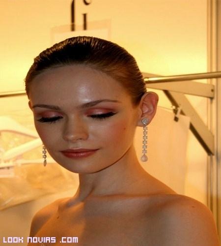 Tendencias para maquillaje de novias 2013