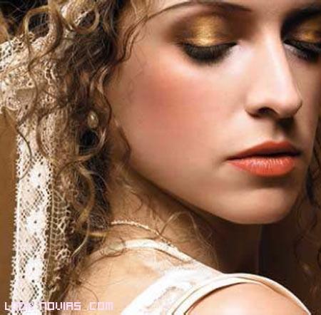 maquillaje modernos para novias