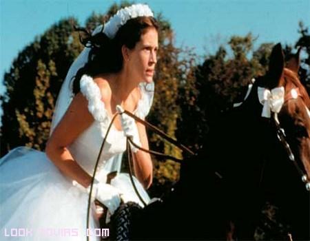 novias en caballo