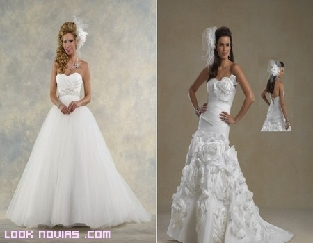Vestidos de novia Forever Yours