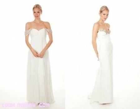 Vestidos de novia Nicole Miller 2013