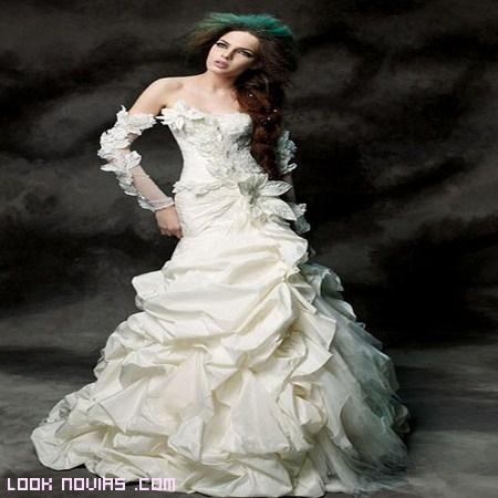 Vestidos de novia artesanales
