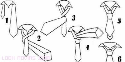 cómo hacer un nudo paso a paso