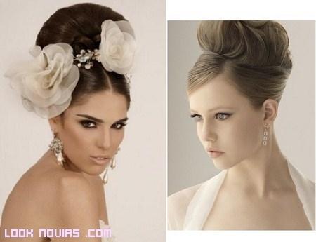 Peinados Updo, una gran idea