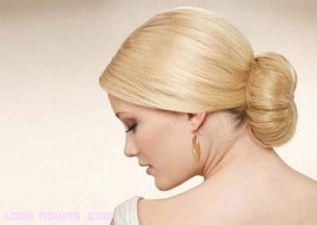 Peinados elegantes pero con un toque clásico