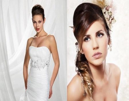 peinados famosas bodas