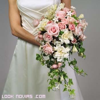 Tipos de flores para novias
