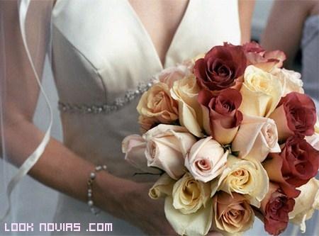 Ramos para novias Libra