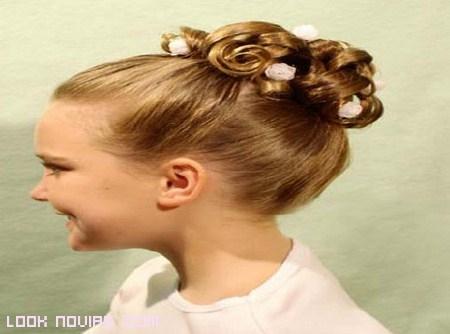 Peinados para damitas