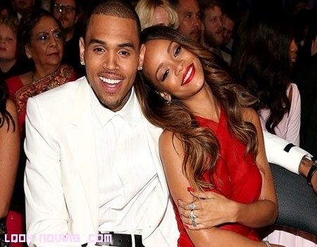 Rihanna y Chris Brown, una pareja