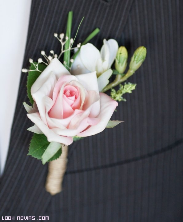 Flores para hacer boutonnieres
