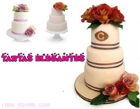 Tartas Wannacake en tu boda
