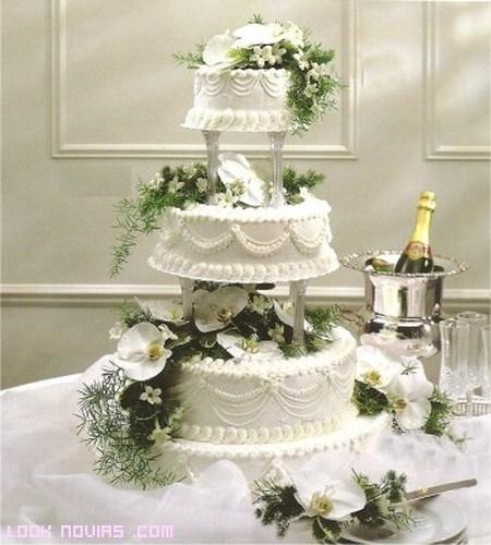 Cómo elegir la tarta de boda