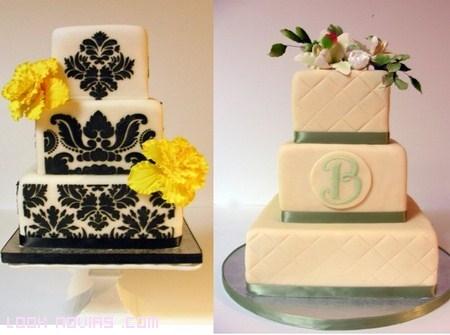 Tartas de boda Sedona