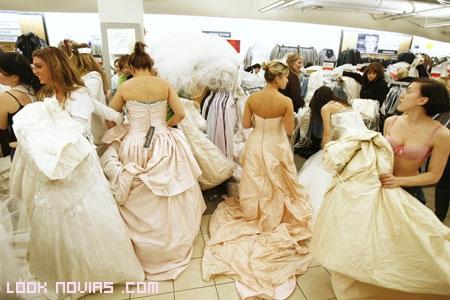 Los sanfermines de las novias