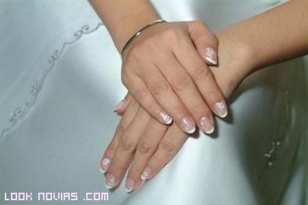 uñas perfectas para novias