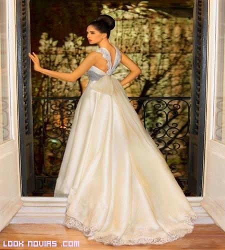 Laura Monge, alta costura para novias