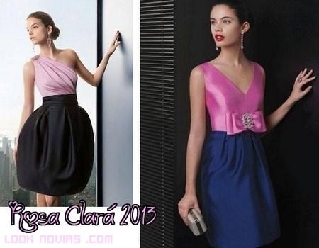 Vestidos de fiesta por Rosa Clará
