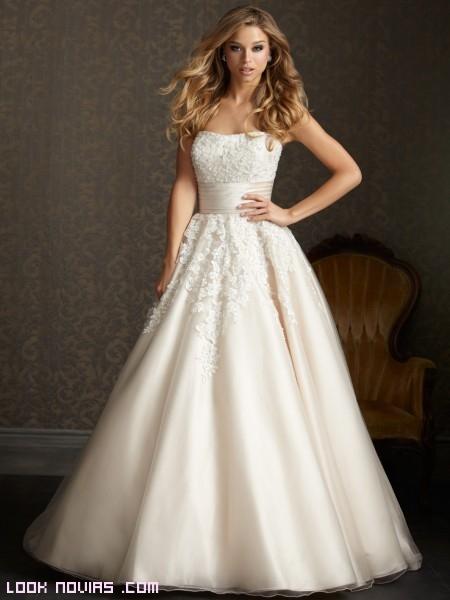 Vestidos blancos para una boda