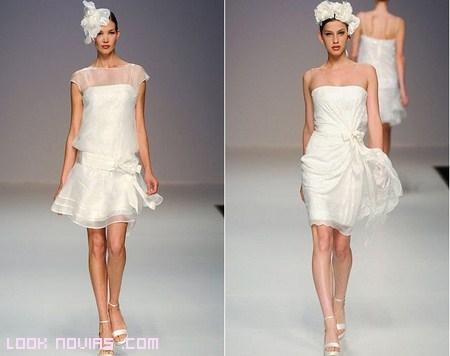 Novias Cymbeline 2012, sencillez y elegancia