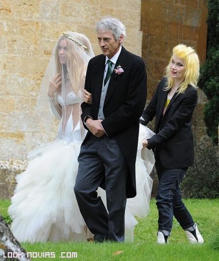 boda original de lady mary charteris