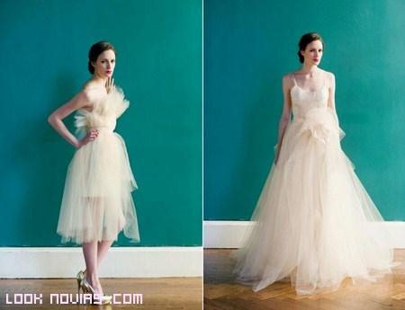 faldas para novias