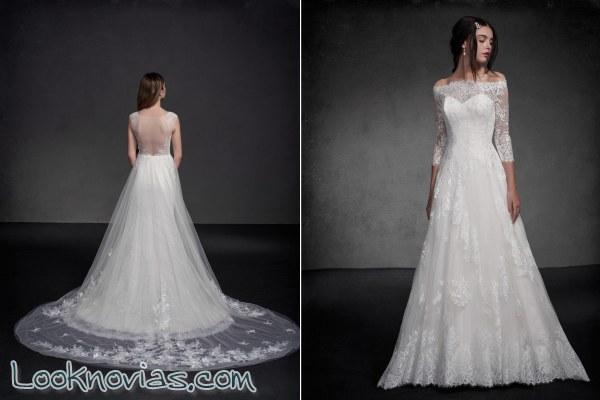 vestidos increíbles para la nueva temporada de ada novias