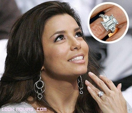 anillo de compromiso de celebrities