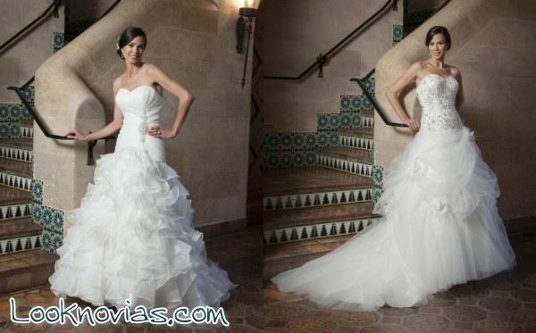 Anjolique Bridal nos presenta sus nuevos vestidos